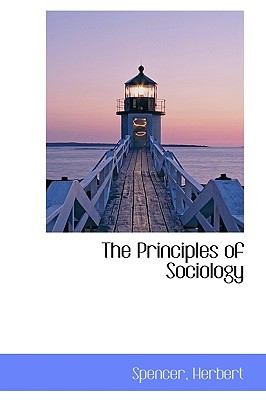 Principles of Sociology N/A 9781113456120 Front Cover