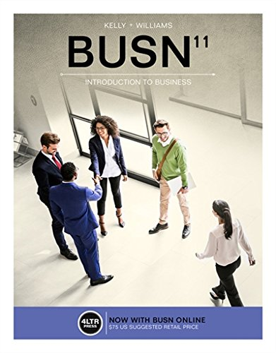 Busn + Busn Online, 1 Term 6 Months Access Card:   2018 9781337407120 Front Cover
