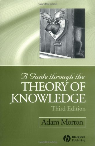 Guide Through the Theory of Knowledge  3rd 2002 (Revised) edition cover
