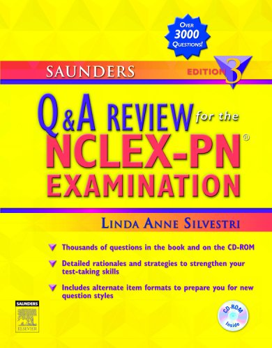 NCLEX-PN Examination  3rd 2006 (Revised) edition cover