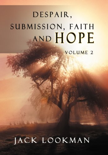 Despair Submission Faith and Hope:   2012 edition cover