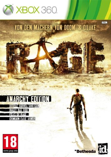 Rage - Anarchy Edition [AT PEGI] Xbox 360 artwork