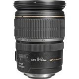 Canon EF-S 17-55mm f/2.8 IS USM Lens for Canon DSLR Cameras product image