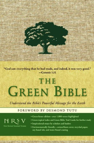 Green Bible  N/A edition cover