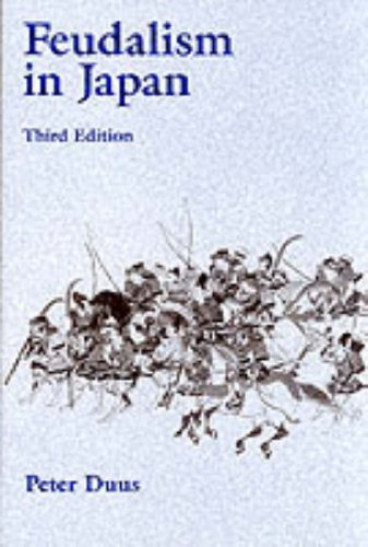 Feudalism in Japan  3rd 1993 (Revised) edition cover