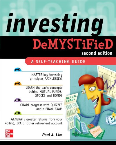 Investing  2nd 2011 edition cover