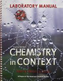 Chemistry in Context:   2014 edition cover