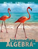 Intermediate Algebra  4th 2014 edition cover
