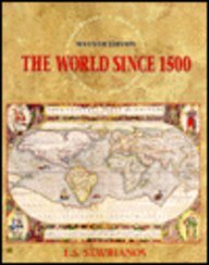 World since 1500 A Global History 7th 1995 9780132509121 Front Cover