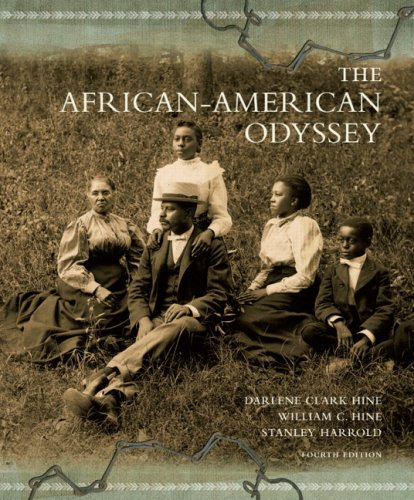 African-American Odyssey Combined Edition 4th 2008 edition cover