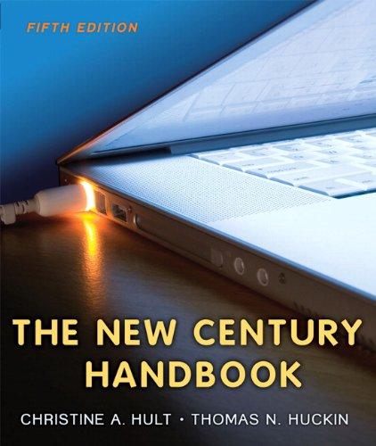 New Century Handbook  5th 2011 edition cover