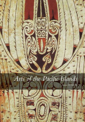 Arts of the Pacific Islands   2010 edition cover