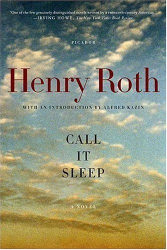 Call It Sleep A Novel  2005 edition cover