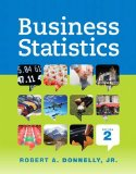 Business Statistics  2nd 2015 edition cover