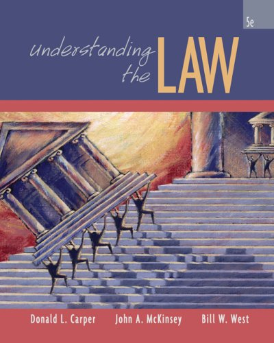Understanding the Law  5th 2008 (Revised) edition cover