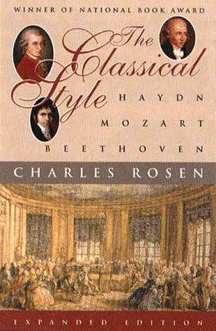 Classical Style Haydn, Mozart, Beethoven 2nd 1997 (Expanded) edition cover