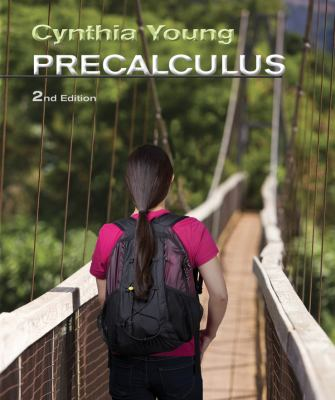 PreCalculus With Limits 2nd 2014 edition cover