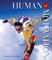 Human Motivation  3rd 1994 edition cover