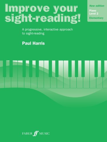 Improve Your Sight-Reading! Piano Level 2 / Elementary  1998 edition cover