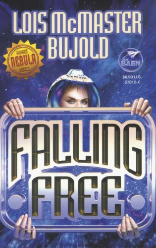 Falling Free   1999 (Reprint) 9780671578121 Front Cover