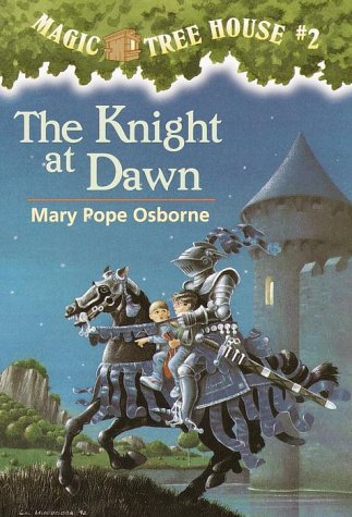 Knight at Dawn   1993 edition cover