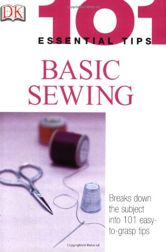 Basic Sewing   2004 edition cover
