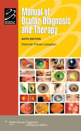 Manual of Ocular Diagnosis and Therapy  6th 2008 (Revised) edition cover