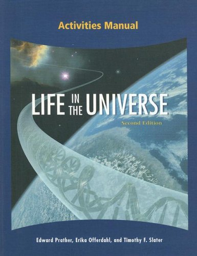Life in the Universe  2nd 2007 edition cover