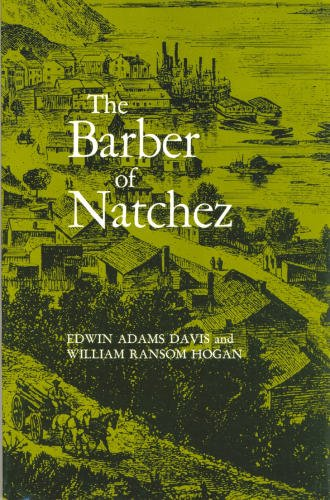 Barber of Natchez  N/A edition cover