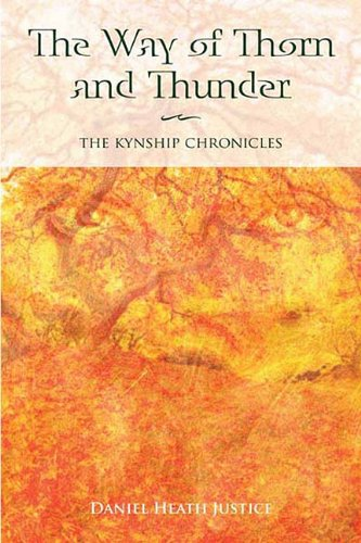 Way of Thorn and Thunder The Kynship Chronicles  2011 edition cover
