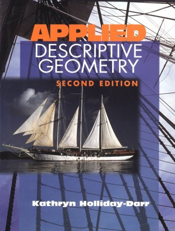 Applied Descriptive Geometry  2nd 1998 (Revised) edition cover