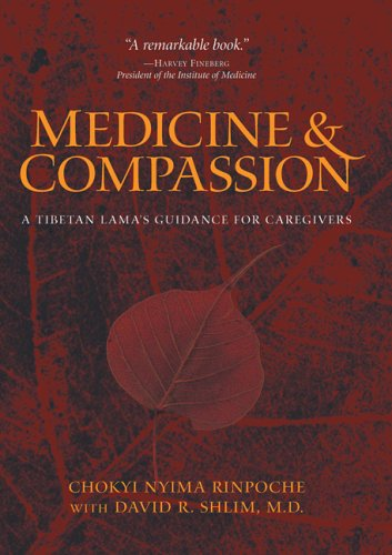 Medicine and Compassion A Tibetan Lama's Guidance for Caregivers N/A 9780861715121 Front Cover