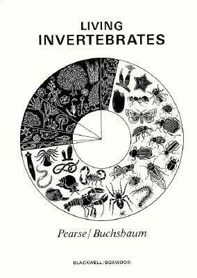 Living Invertebrates   1987 edition cover