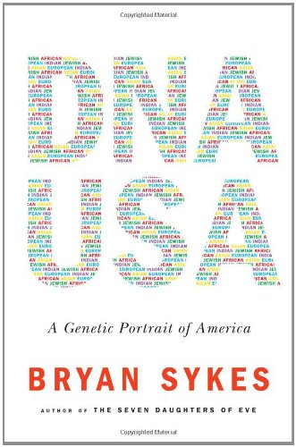 Dna Usa A Genetic Portrait of America  2012 9780871404121 Front Cover