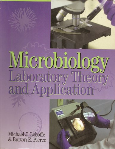 Microbiology Laboratory Theory and Application 1st 2006 edition cover