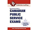 PublicServicePrep Comprehensive Guide to Canadian Public Service Exams  2006 9780973515121 Front Cover