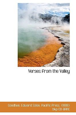 Verses from the Valley N/A 9781113491121 Front Cover