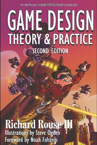 Game Design Theory and Practice 2nd 2001 edition cover