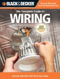 Black and Decker Complete Guide to Wiring Current with 2014-2017 Electrical Codes 6th 2014 (Revised) 9781591866121 Front Cover