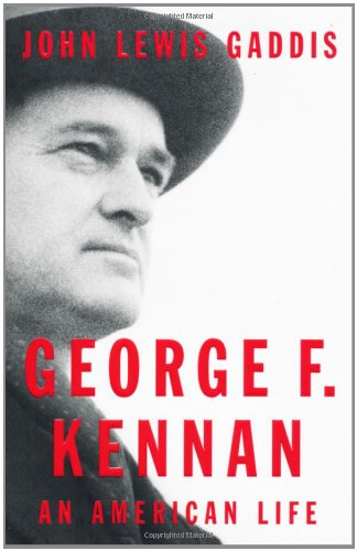 George F. Kennan An American Life  2011 edition cover