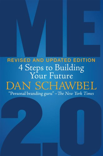 Me 2. 0, Revised and Updated Edition 4 Steps to Building Your Future  2010 (Revised) edition cover