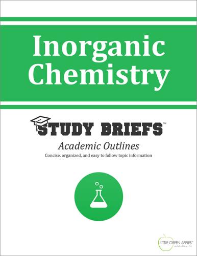 Inorganic Chemistry cover