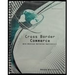 CROSS BORDER COMMERCE                   N/A 9781934748121 Front Cover