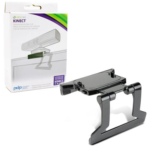 Kinect Sensor TV Mounting Clip Xbox 360 artwork
