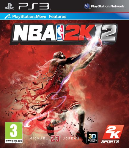 NBA 2K12 (PS3) PlayStation 3 artwork