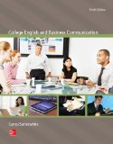 College English and Business Communication:  10th 2014 9780073397122 Front Cover
