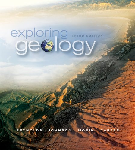 Exploring Geology  3rd 2013 9780073524122 Front Cover