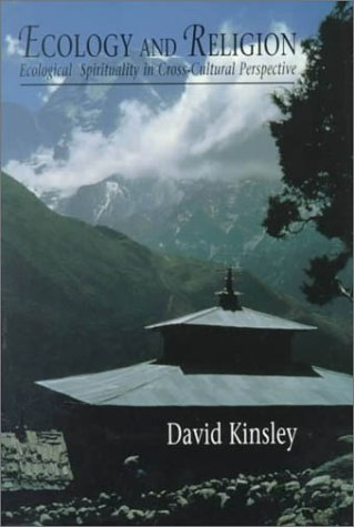 Ecology and Religion Ecological Spirituality in Cross-Cultural Perspective 1st 1995 edition cover