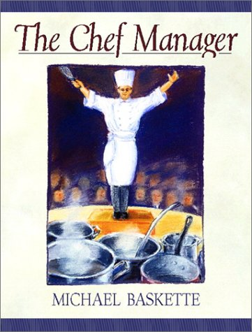 Chef Manager   2001 edition cover