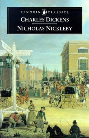 Nicholas Nickleby   1999 edition cover